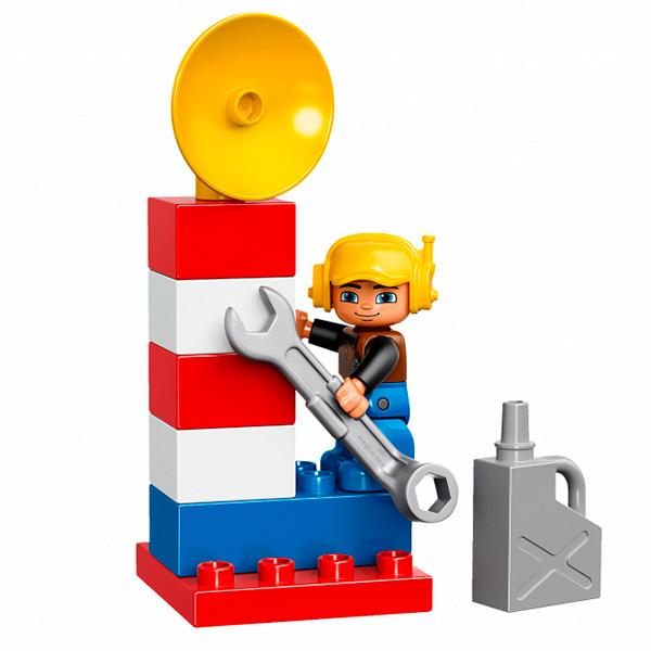 Лего Дупло 10808 Конструктор Маленький самолёт