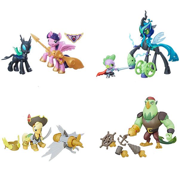 Hasbro My Little Pony B6009 Фигурки с артикуляцией (в ассортименте) игрушка hasbro разборные фигурки марвел в ассортименте a6825