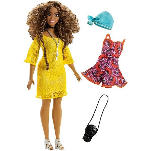 Mattel Barbie FJF70 Барби Игра с модой Куклы & набор одежды (в ассортименте) кукла barbie mattel barbie радужная принцесса с волшебными волосами в ассортименте dpp90