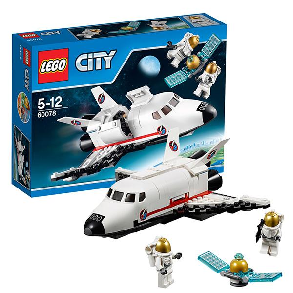 Lego City 60078 Конструктор Лего Город Шаттл