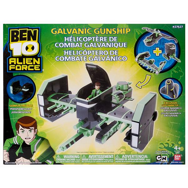 Ben10 27625 Бен 10 Космический корабль