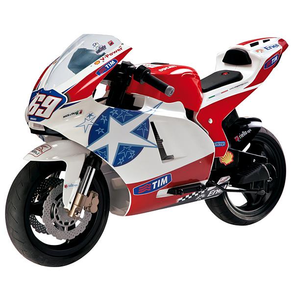 Детский электромотоцикл Peg-Perego OD0517_1 Ducati GP 24V