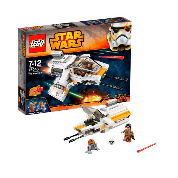 Lego Star Wars 75048 Конструктор Лего Звездные войны Фантом
