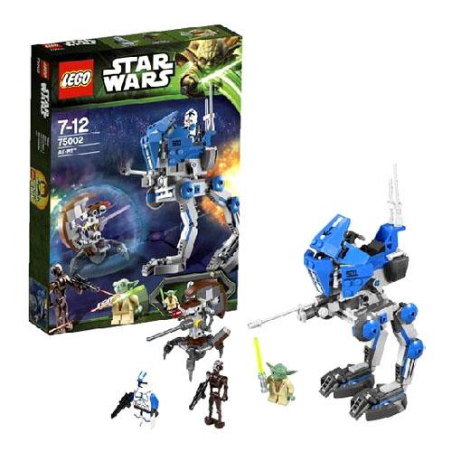 Lego Star Wars 75002 Конструктор Лего Звездные Войны Робот AT-RT