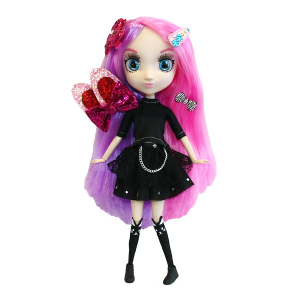 Shibajuku Girls HUN2185 Кукла Йоко, 33 см кукла shibajuku girls коэ 33 см