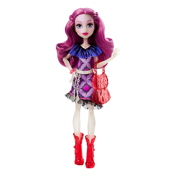 Mattel Monster High DPL86 Кукла Ари Хантингтон monster high кукла дракулаура цвет платья розовый черный