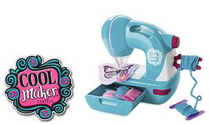 Швейная машинка Сью Кул – прекрасный подарок для юной мастерицы