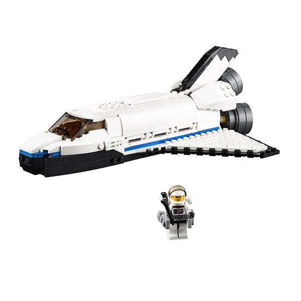 Конструктор Лего Криэйтор 31066 Конструктор Исследовательский космический шаттл