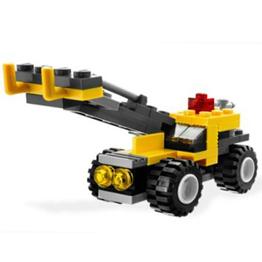 Конструктор Лего Криэйтор 6742 Конструктор Мини внедорожник