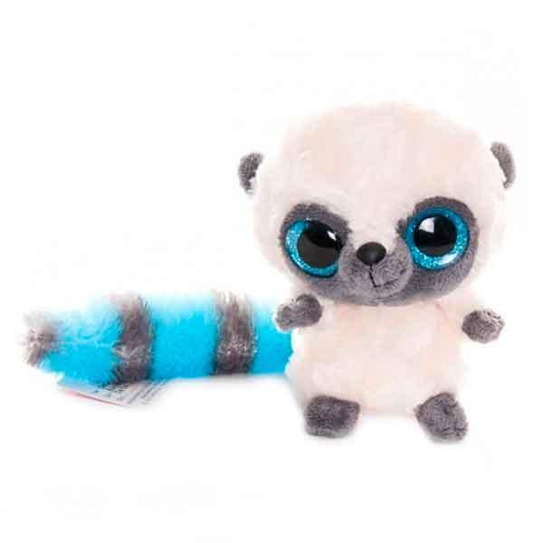 Юху и его друзья 67-101 Юху голубой, 12 см, блестящие глазки aurora мягкая игрушка юху голубой 12см юху и друзья aurora