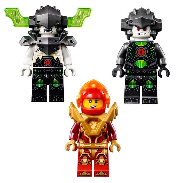 Lego Nexo Knights 72003 Конструктор Лего Нексо Неистовый бомбардировщик