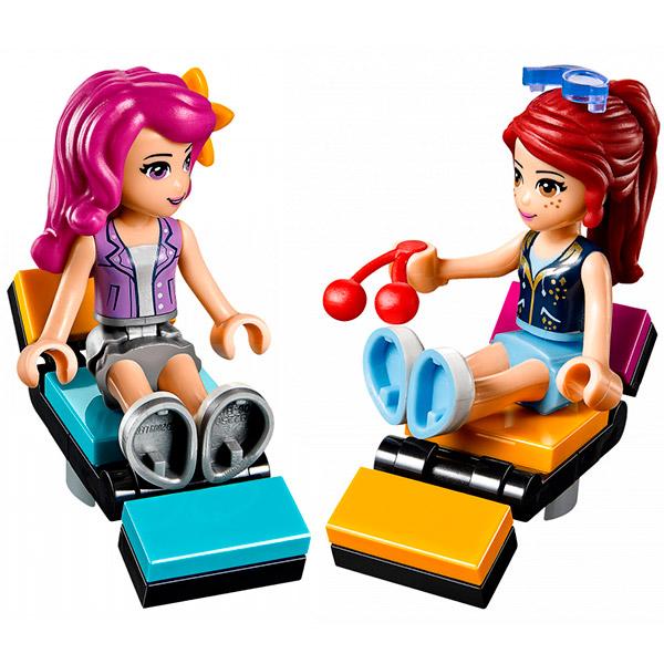 Конструктор Lego Friends 41106 Подружки Автобус Звезды