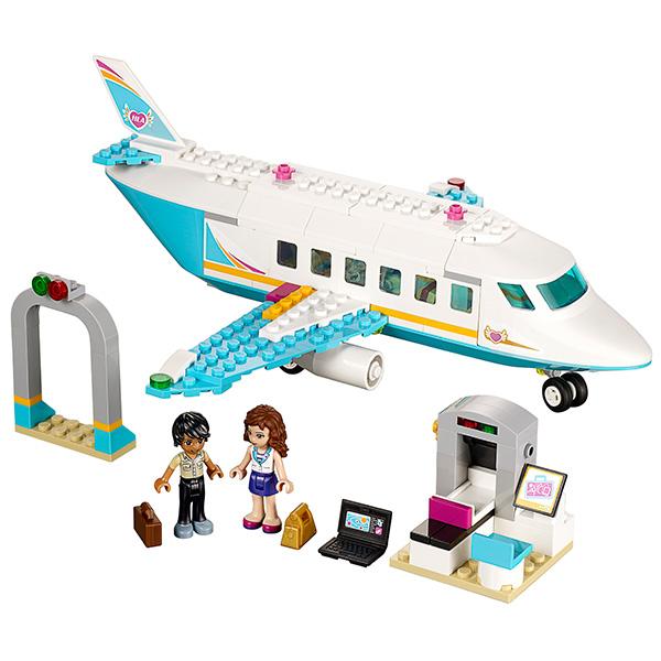 Lego Friends 41100 Конструктор Частный самолет