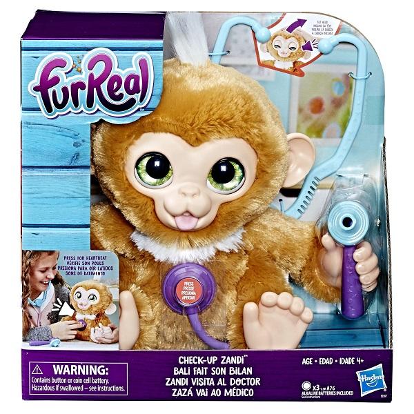 Hasbro Furreal Friends E0367 Вылечи Обезьянку