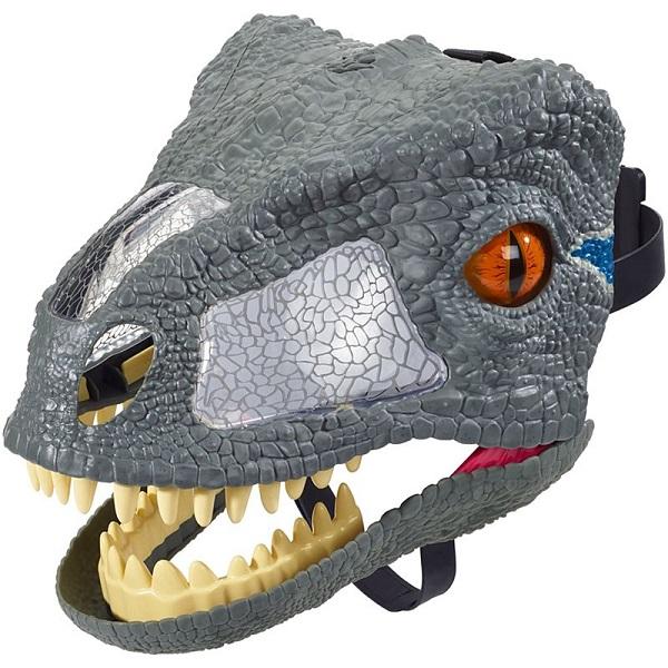 цены Mattel Jurassic World FMB74 Рычащая супер-маска