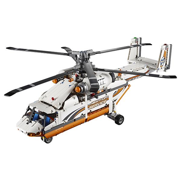 Лего Техник 42052 Конструктор Грузовой вертолет