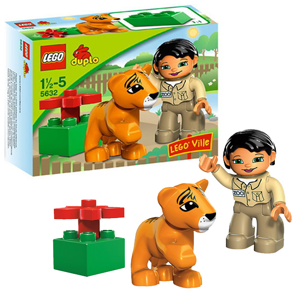 Lego Duplo 5632 Забота о животных