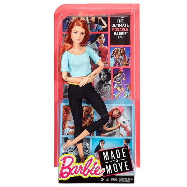 """Mattel Barbie DPP74 Барби серия """"Безграничные движения"""""""