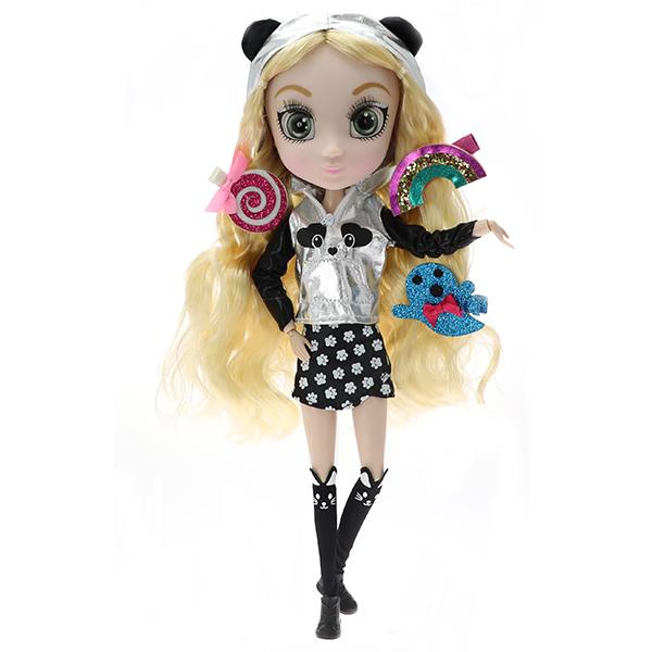 Shibajuku Girls HUN8700 Кукла Мики 4, 33 см shibajuku girls hun2154 кукла шидзуки 33 см