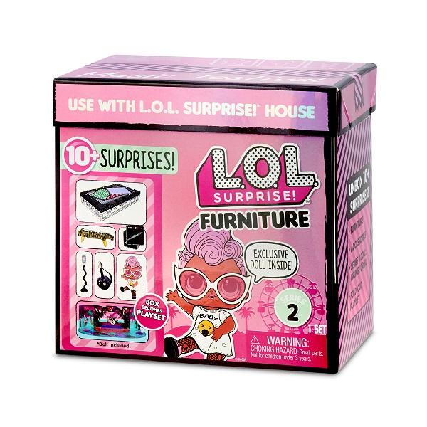 L.O.L. Surprise 564935 Игровой набор LOL Музыкальная сцена