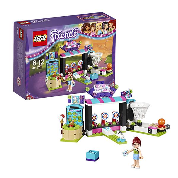 Lego Friends 41127 Лего Подружки Парк развлечений: игровые автоматы возвращение в мэнсфилд парк