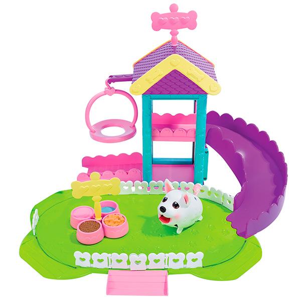 """Chubby Puppies 56702 Упитанные собачки Игровой набор """"Парк развлечений"""""""