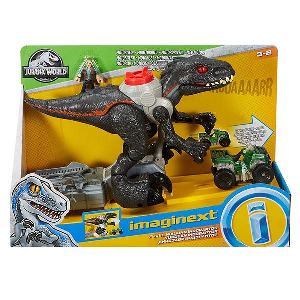 Mattel Jurassic World FMX86 Гигантский роботизированнй динозавр