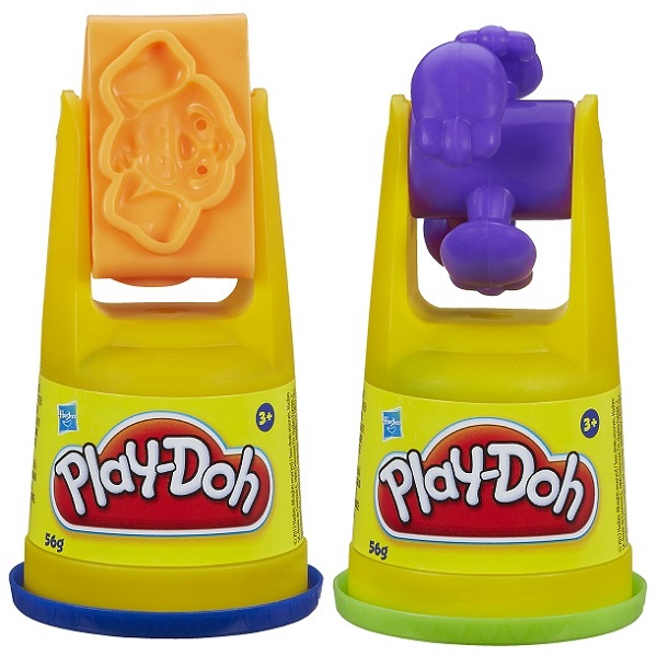 Hasbro Play-Doh 22735 Набор пластилина Мини инструменты цена