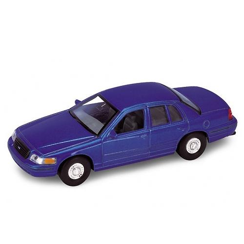 Welly 49762_1 Велли Модель машины 1:34-39 1999 FORD CROWN VICTORIA