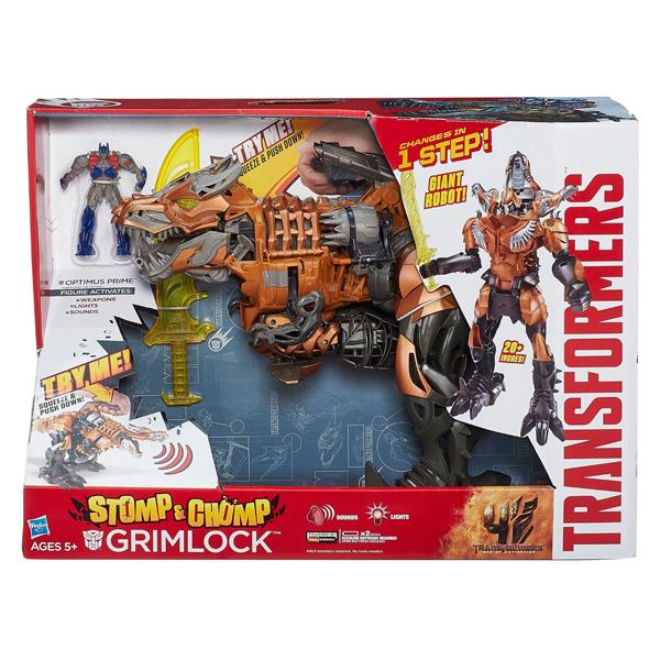 Hasbro Transformers A6145 Трансформеры Гримлок