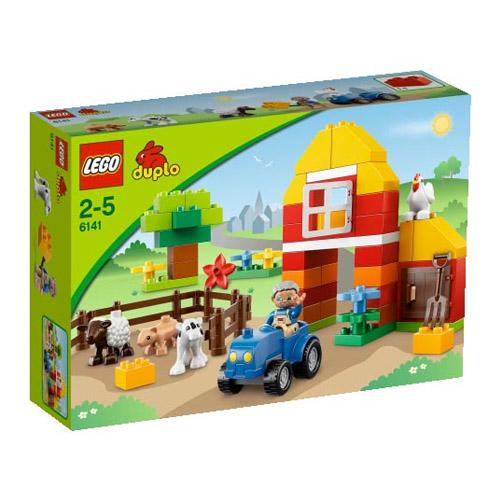 Лего Дупло 6141 Мой первый Деревенский домик