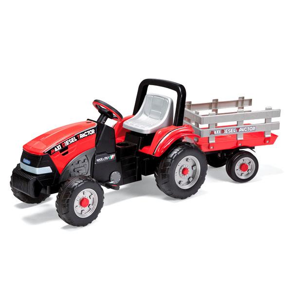 Детский автомобиль Peg-Perego D0551 Diesel Tractor