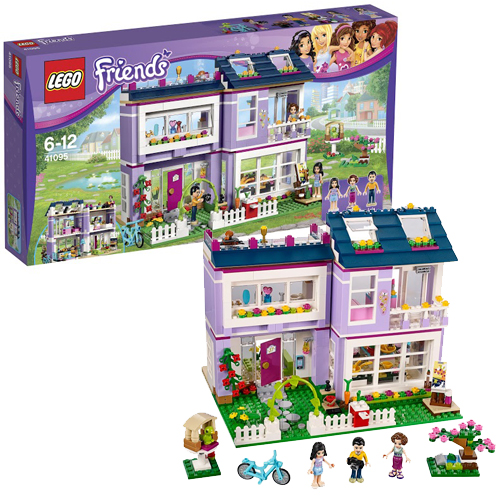 Lego Friends 41095 Конструктор Дом Эммы
