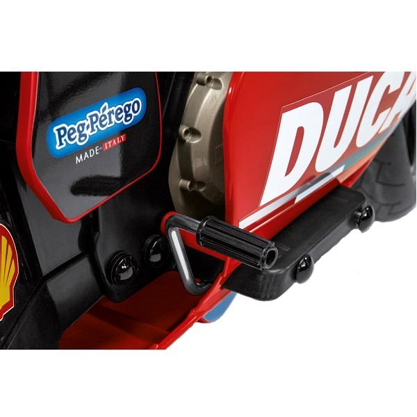 Детский электромобиль Peg-Perego MC0020 Ducati GP Rossi 2014