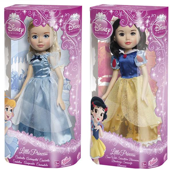 Zapf Creation Disney Princess 950-739_1 Дисней Принцесса Кукла большая 50 см