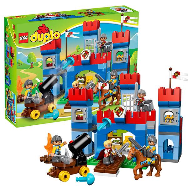 Lego Duplo 10577 Королевская крепость