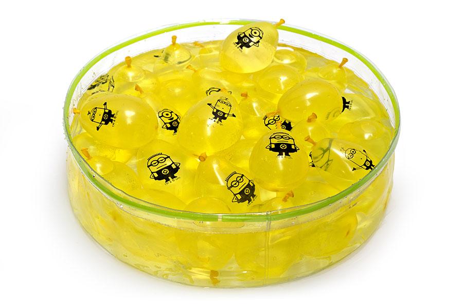 заполненные водой шары из набора Миньоны Bunch O Balloons