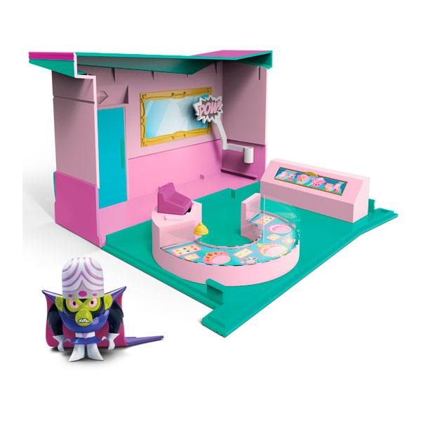 Powerpuff Girls 22310 Раскрывающийся игровой набор с фигуркой суперкрошки, в ассортименте
