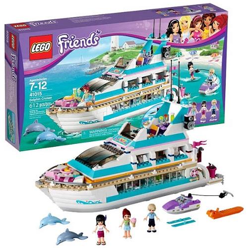Конструктор Lego Friends 41015 Лего Подружки Круизный лайнер