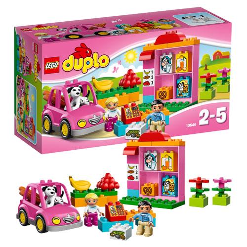 Lego Duplo 10546 Лего Дупло Супермаркет