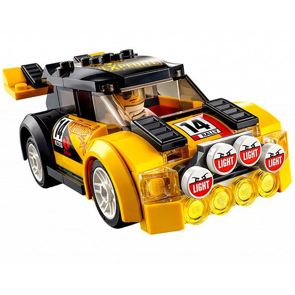 Лего Город Гоночный автомобиль 60113