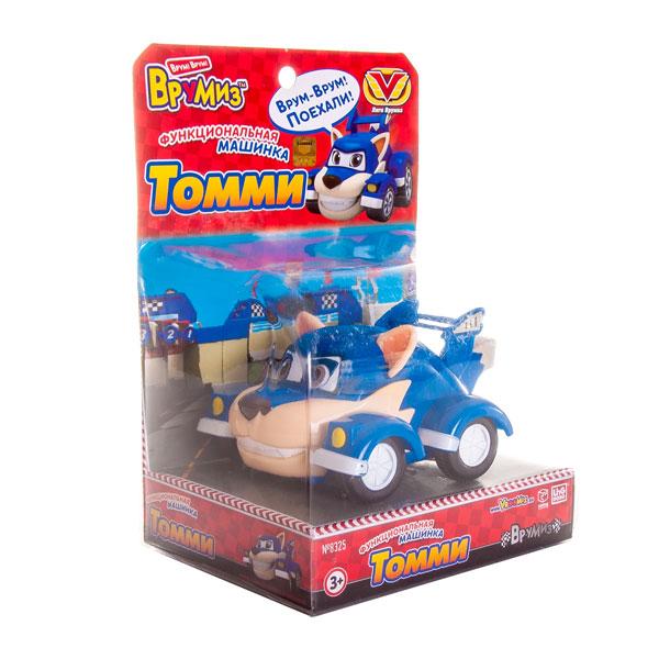 Игрушка Vroomiz V8325 Врумиз Функциональная машинка - Томми