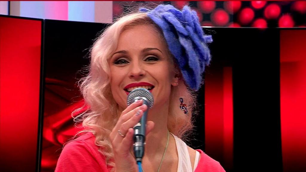 Екатерина Чистова, певица, участница проекта «Голос-4»