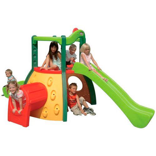 Детский игровой комплекс Little Tikes 445Z Литл Тайкс Большие горки