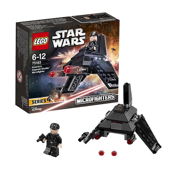 Lego Star Wars 75163 Лего Звездные Войны Микроистребитель Имперский шаттл Кренника