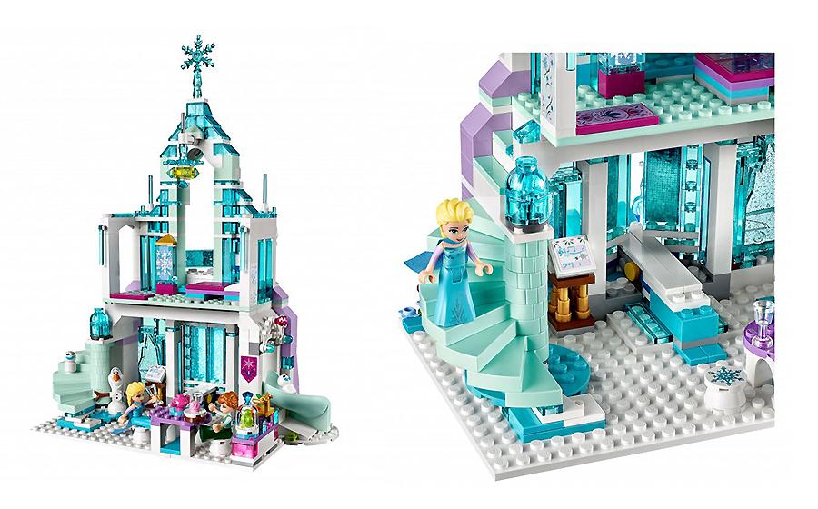LEGO Disney Princess 41148 Волшебный ледяной замок Эльзы
