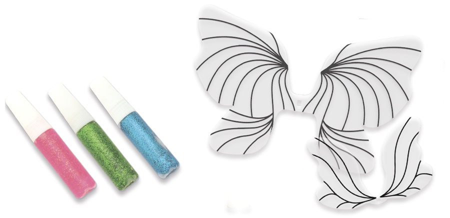Кукла Фея Фиалка Shimmer Wing инструменты