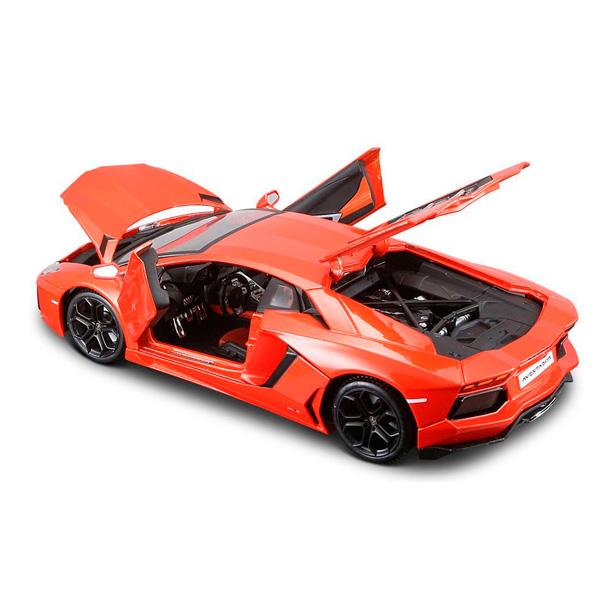 Welly 18041 Велли Модель машины 1:18 Lamborghini Aventador