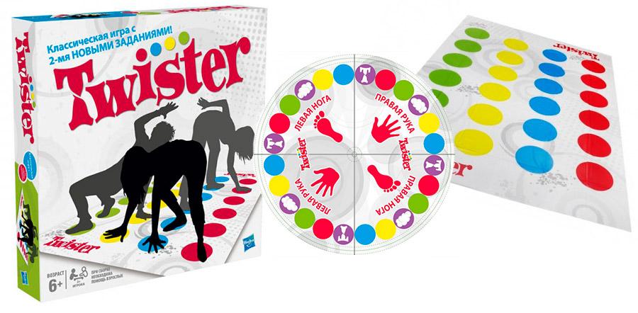 Купить игра Твистер 2 Hasbro