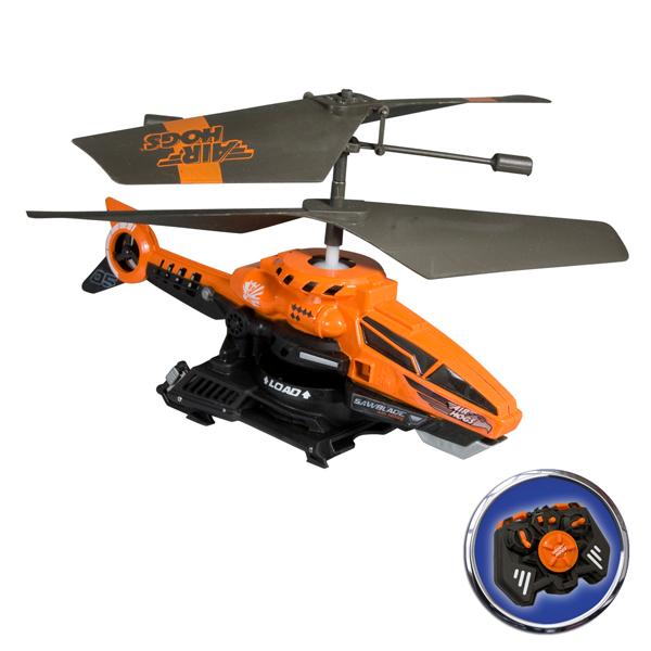 Радиоуправляемая игрушка AirHogs 44427 Эйрхогс Вертолет, стреляющий дисками